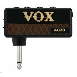 Vox AMPLUG-AC Guitar Headphone Amp AC30