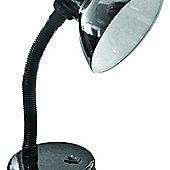 Basko Basic Desk Lamp Black