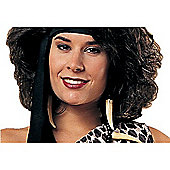Rubies Fancy Dress - Stone Age Cave Woman Earrings - Adults