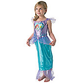 Love Hearts Ariel - Child Costume 5-6 years