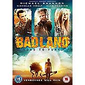 Bad Land - Road to Fury DVD