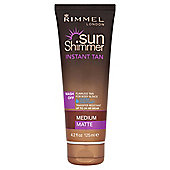 Sunshimmer Ins Tan Make Up Med Matte 125Ml