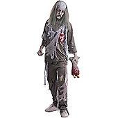 Zombie Doctor Halloween Costume