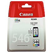 Canon CL-546 pixma Printer Ink - Tri-Colour