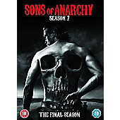 Sons Of Anarchy Season 7 DVD
