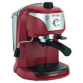DeLonghi Motiovo EC220R Espresso Coffee Machine - Red