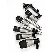 Samson 7 Piece Drum Microphone Kit
