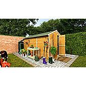 BillyOh 4000 12 x 6 Windowless Tongue & Groove Apex Shed