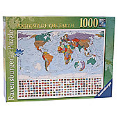 Ravensburger Portrait of the Earth 1000 Piece Jigsaw Puzzle