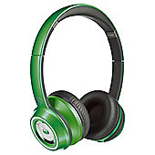 Monster N-Tune Headphones Candy Green