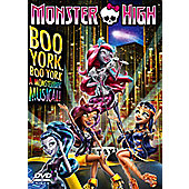 Monster High - Boo York! Boo York DVD
