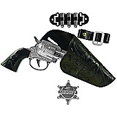 Childs Cowboy Single Gun Set