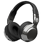 Skullcandy Hesh Wireless Headphones, Silver