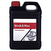 Tesco Wash & Wax  2Ltr