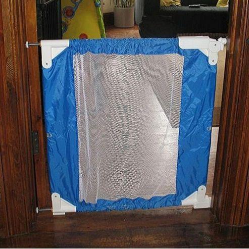BabyDan Gate to Go Blue