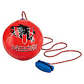 Outdoor Football Messi Training Ball (Red)