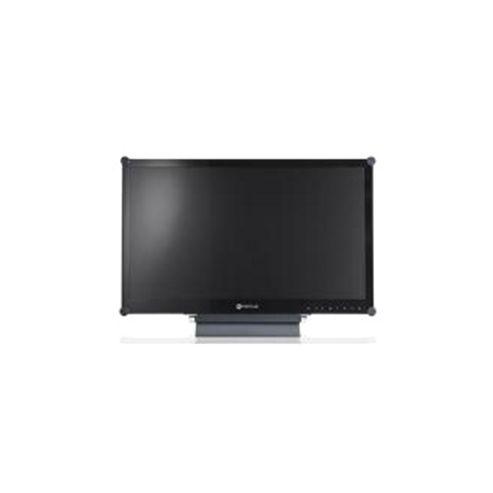 AG Neovo HX-24 (23.6 inch) LED Backlit LCD Monitor 1000:1 300cd/m2 (1920x1080) 3ms VGA/DVI/HDMI/SDI/CVBS (Black)
