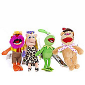 "The Muppets 6"" Plush Keyring Fozzie"