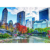 New York - Central Park - 1000pc Puzzle