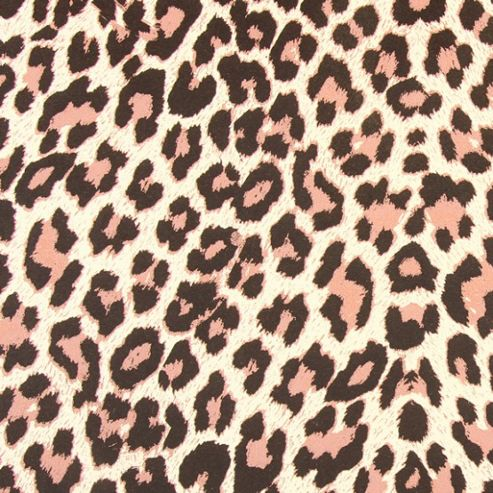 Decopatch Sheet ref. 207 Leopard Print Tan/Black/Beige