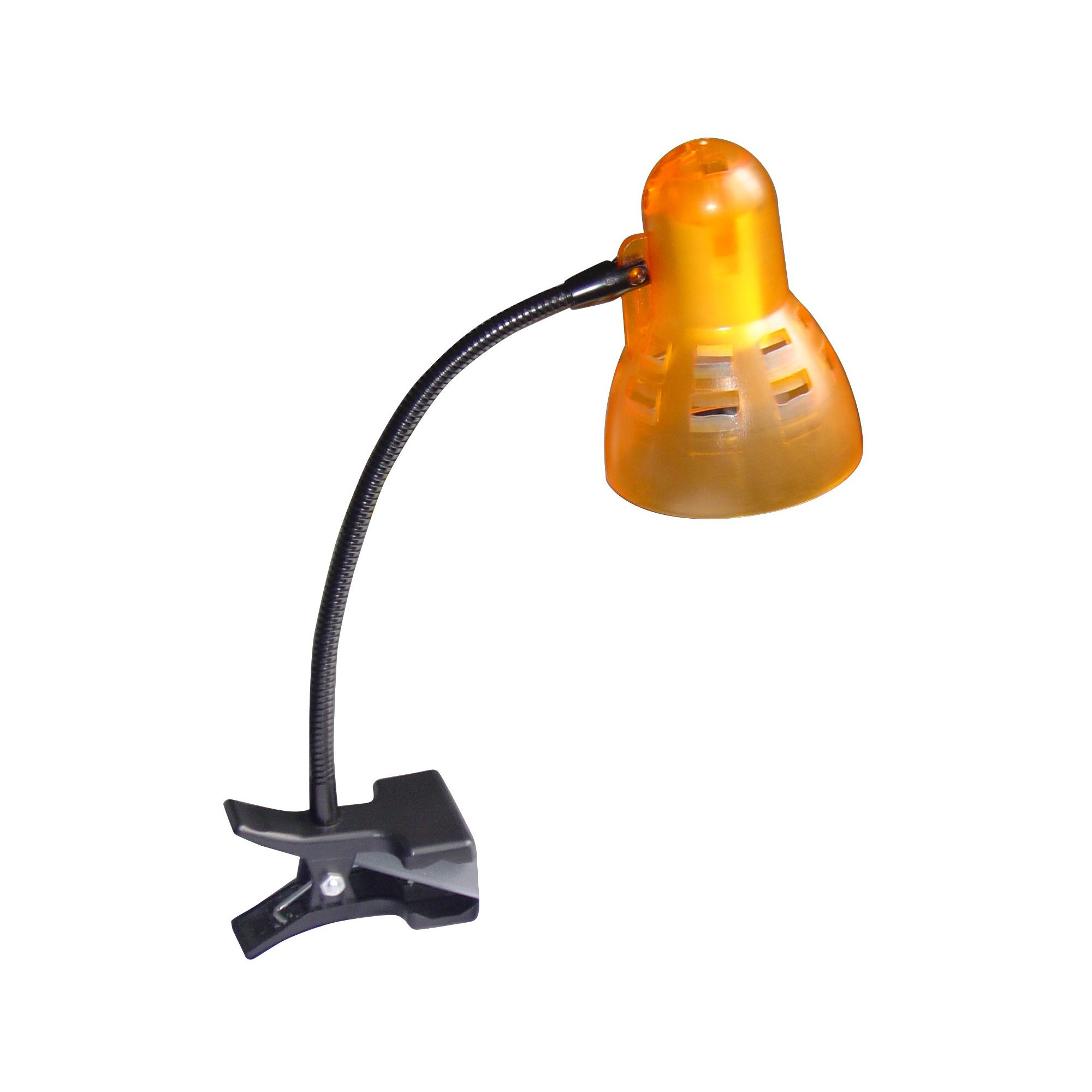 Home Essence Clip One Light 40w Spotlight - Orange