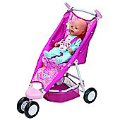 Baby Born Pink Wave Light Jogger