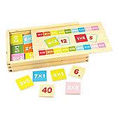 Bigjigs Toys BJ538 Times Table Box