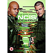 NCIS: Los Angeles: The Sixth Season DVD