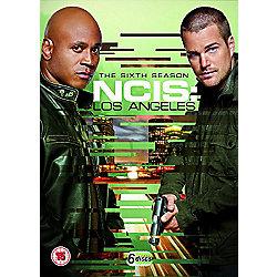 NCIS: Los Angeles: The Sixth Season DVD