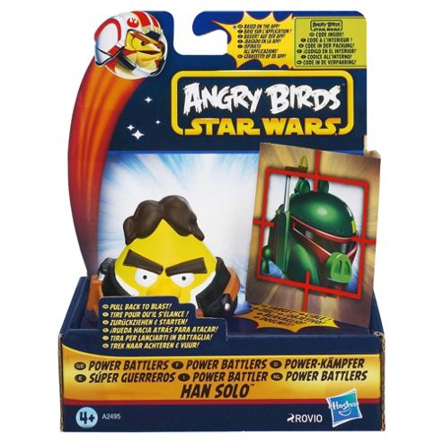 Star Wars Angry Birds Power Battlers