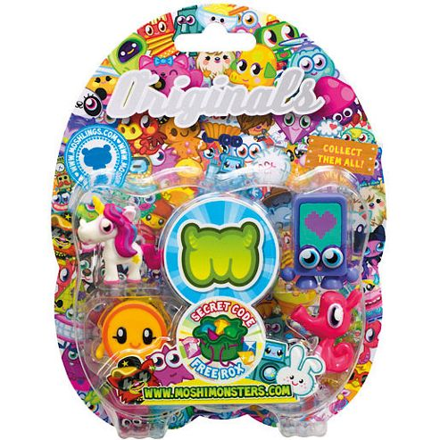 Moshi Collectables - Originals