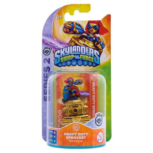 Skylanders Swap Force: Single Character : Sprocket