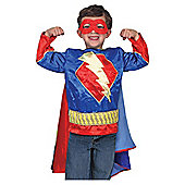 Melissa  Doug Role Play Set Super Hero Boy
