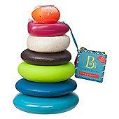 B. Toys Skipping Stones
