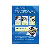 Tracedown Blue A4 - 1 Pk