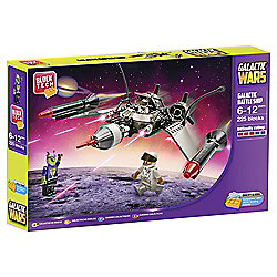 Block Tech Galactic Wars Battle Ship