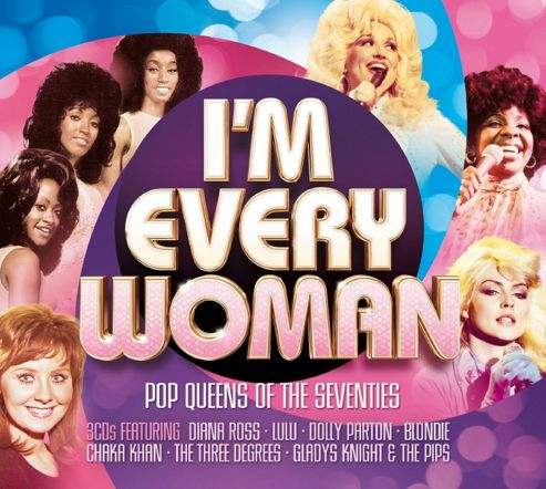 I'm Every Woman (3CD)