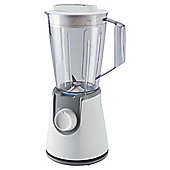 Tesco Blender, 400W, 1.5L - White