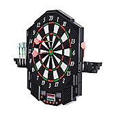 Homcom Professional 27Game Electronic Dartboard Set