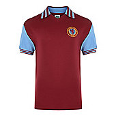 Aston Villa 1981 Home Shirt - Claret