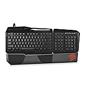 Mad Catz S.T.R.I.K.E. 3 Gaming Keyboard (Black)