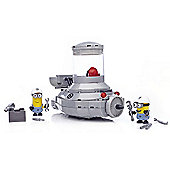 Mega Bloks Despicable Me Minion Mobile - 194 Pieces