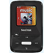 SanDisk Sansa Clip 4GB MP3 Player Zip - Blue