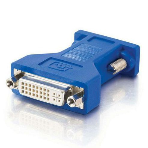 Cables to Go DVI-A/HD15 VGA Adapter