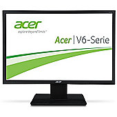 Acer V276HL 27 Full HD LED LCD Monitor UM.HV6EE.017 Resolution 1920x 1080 Full HD Contrast Ratio 100000000:1 6ms Response Time 3 Year Warranty
