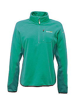 Regatta Ladies Breaktail Fleece - Green