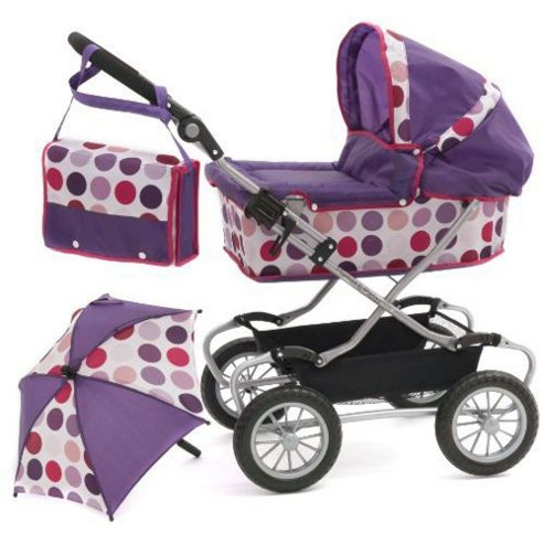 Mamas and Papas X-cel Pram in Sugar Spot