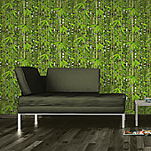 Muriva Rainforest Wallpaper
