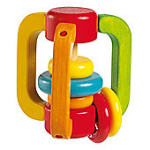 Mothercare Wooden Rattle