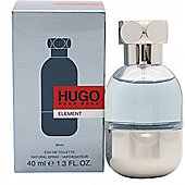 Hugo Boss Element Eau de Toilette (EDT) 40ml Spray For Men